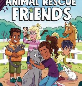 Andrews McMeel Animal Rescue Friends Gn