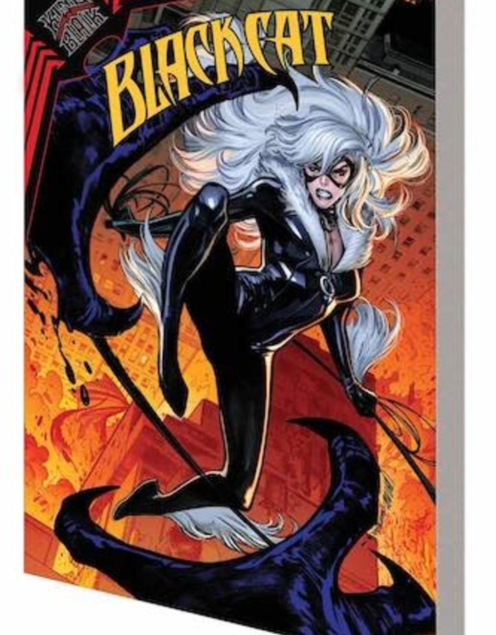 Marvel Comics Black Cat TP Vol 04 Queen In Black