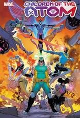 Marvel Comics Children Of Atom #4