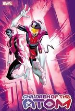 Marvel Comics Children Of Atom #4 Chang Var