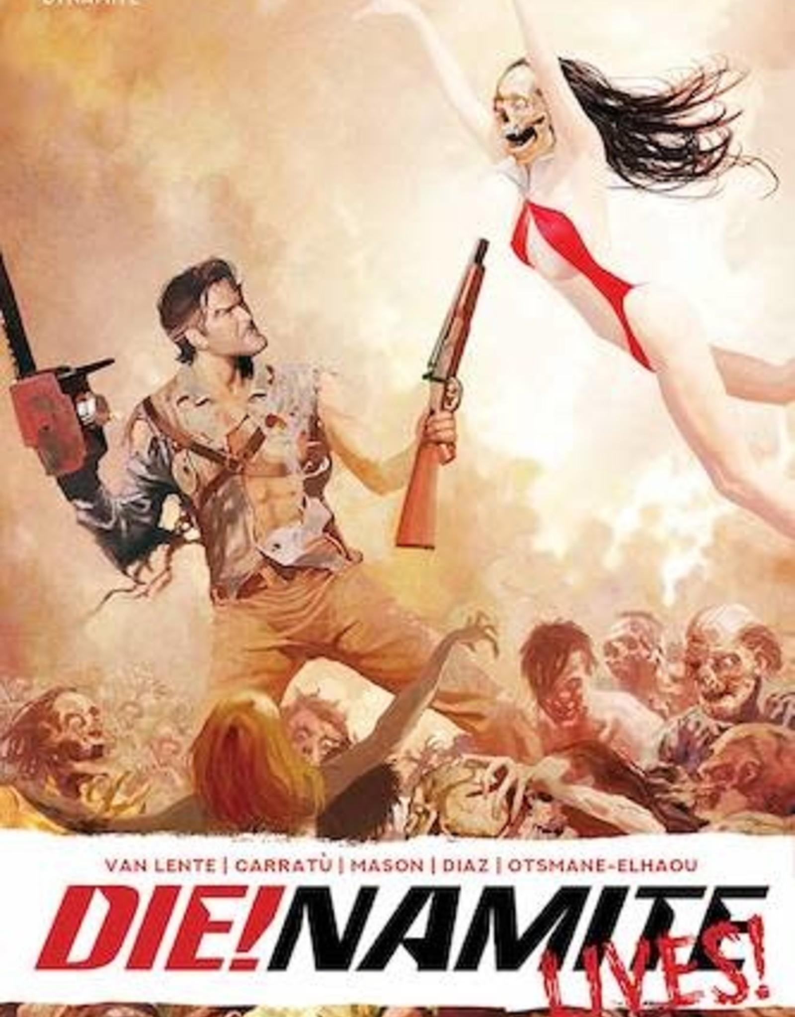 Dynamite Die!namite Lives #1 Cvr B Suydam