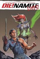 Dynamite Die!namite Lives #1 Cvr C Linsner