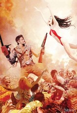Dynamite Die!namite Lives #1 Elite Ed Suydam Non Zombie Virgin Foc Va