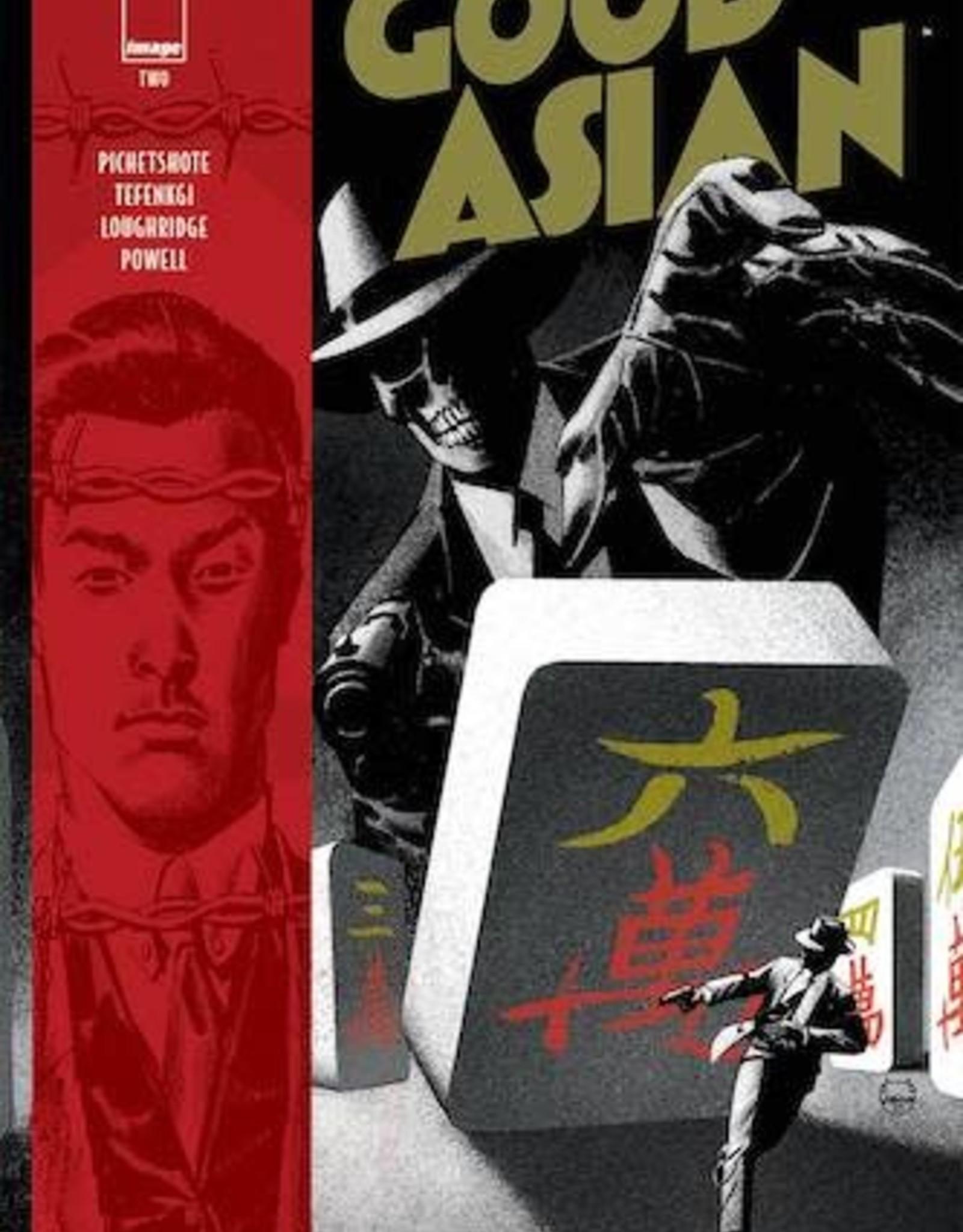 Image Comics Good Asian #2 Cvr A Johnson
