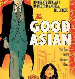 Image Comics Good Asian #2 Cvr B Wu