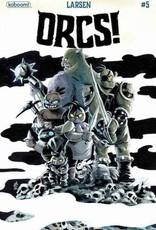 Boom! Studios Orcs #5 Cvr A Larsen
