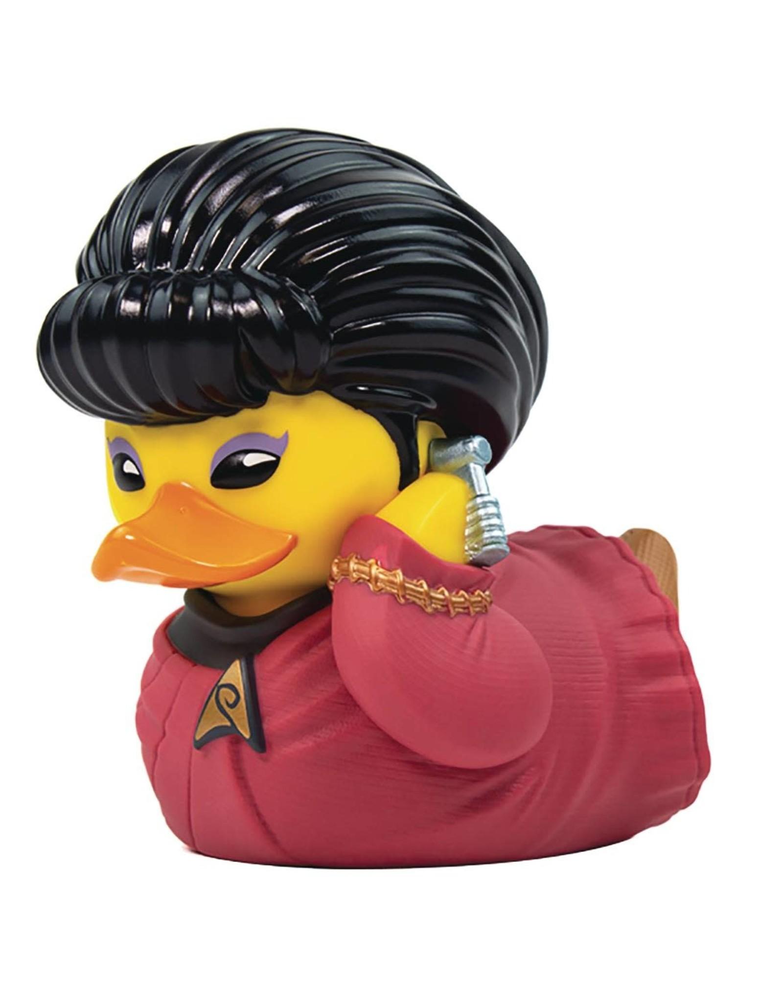 Rubber Road Tubbz Star Trek Nyota Uhura Cosplay Duck