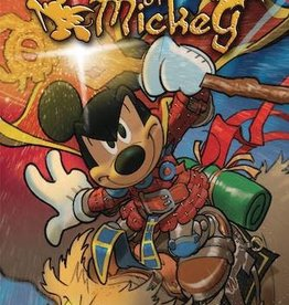 JY Wizards Of Mickey Gn Vol 03