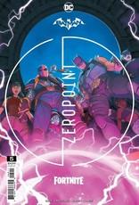 DC Comics Batman Fortnite Zero Point #5 Cvr A Mikel Janìn