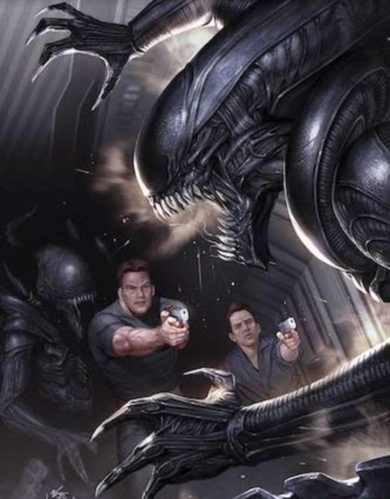 Marvel Comics Alien #4