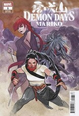 Marvel Comics Demon Days Mariko #1 Asrar Var