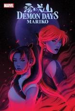 Marvel Comics Demon Days Mariko #1 Bartel Var