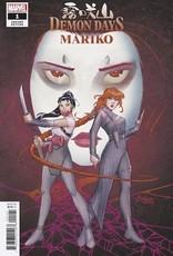 Marvel Comics Demon Days Mariko #1 Conner 1:25 Var