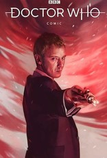 Titan Comics Doctor Who Missy #3 Cvr C Caranfa