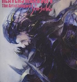 Square Enix Books Final Fantasy XIV Heavensward Art Of Ishgard SC Scars Of War