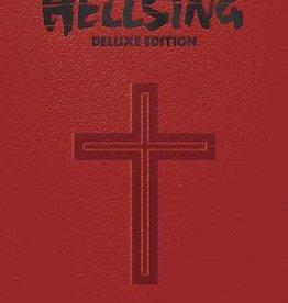 Dark Horse Comics Hellsing Deluxe Edition HC Vol 03
