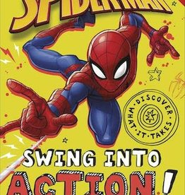 Dk Publishing Co Marvel's Spider-Man: Swing Into Action YR GN