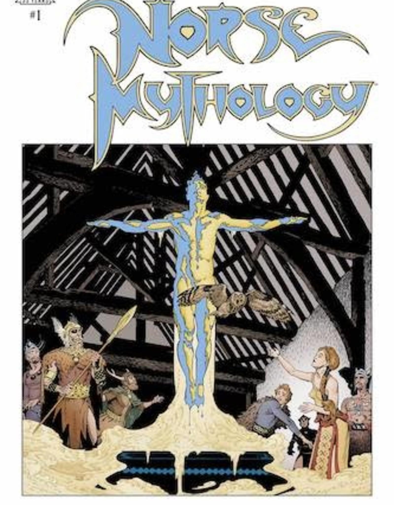 Dark Horse Comics Norse Mythology II #1 Cvr A Russell