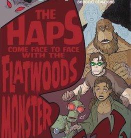 Scout Comics Perhapanauts Second Chances #1