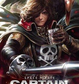 Ablaze Space Pirate Capt Harlock #1 Cvr A Derrick Chew