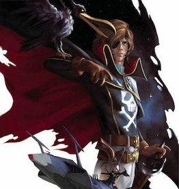 Ablaze Space Pirate Capt Harlock #1 Cvr E Mercado
