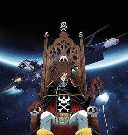 Ablaze Space Pirate Capt Harlock #1 Cvr G Alquie