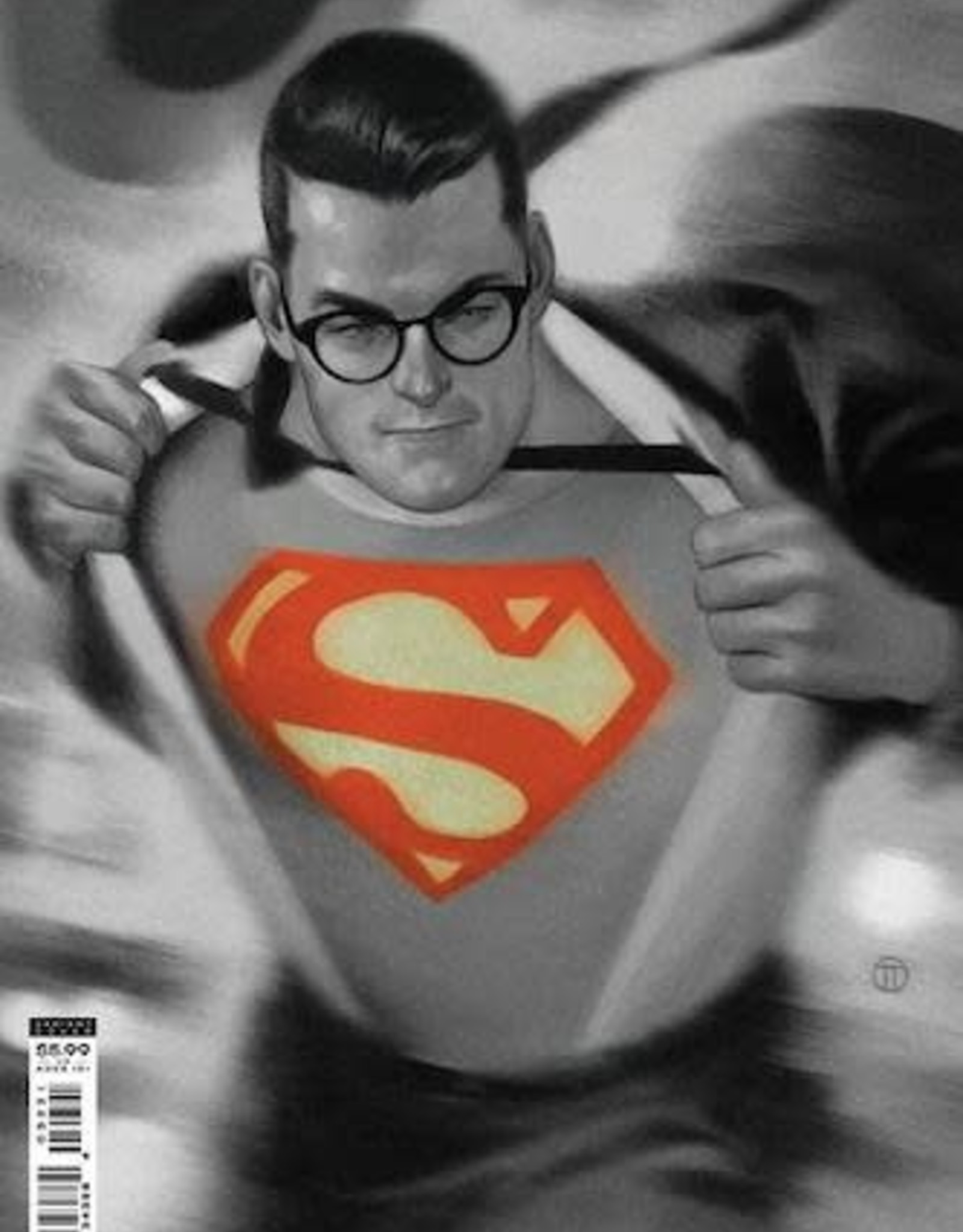DC Comics Action Comics #1032 Cvr B Julian Totino Tedesco Card Stock Var