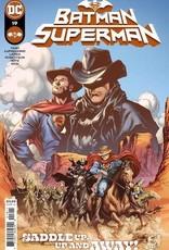 DC Comics Batman Superman #19 Cvr A Ivan Reis