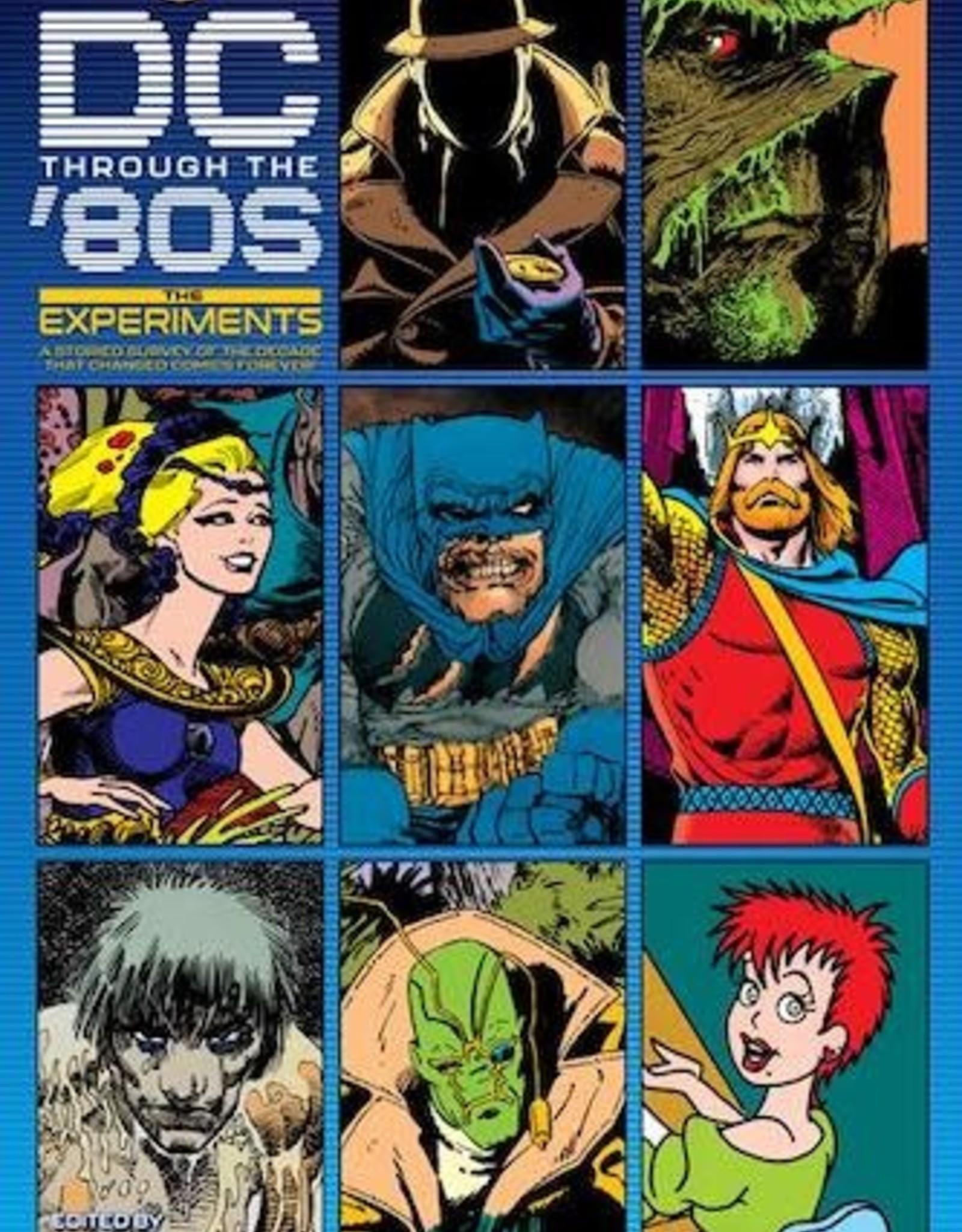 DC Comics DC Through The 80s: The Experiments HC