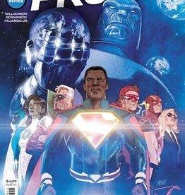 DC Comics Infinite Frontier #1 Cvr A Mitch Gerads
