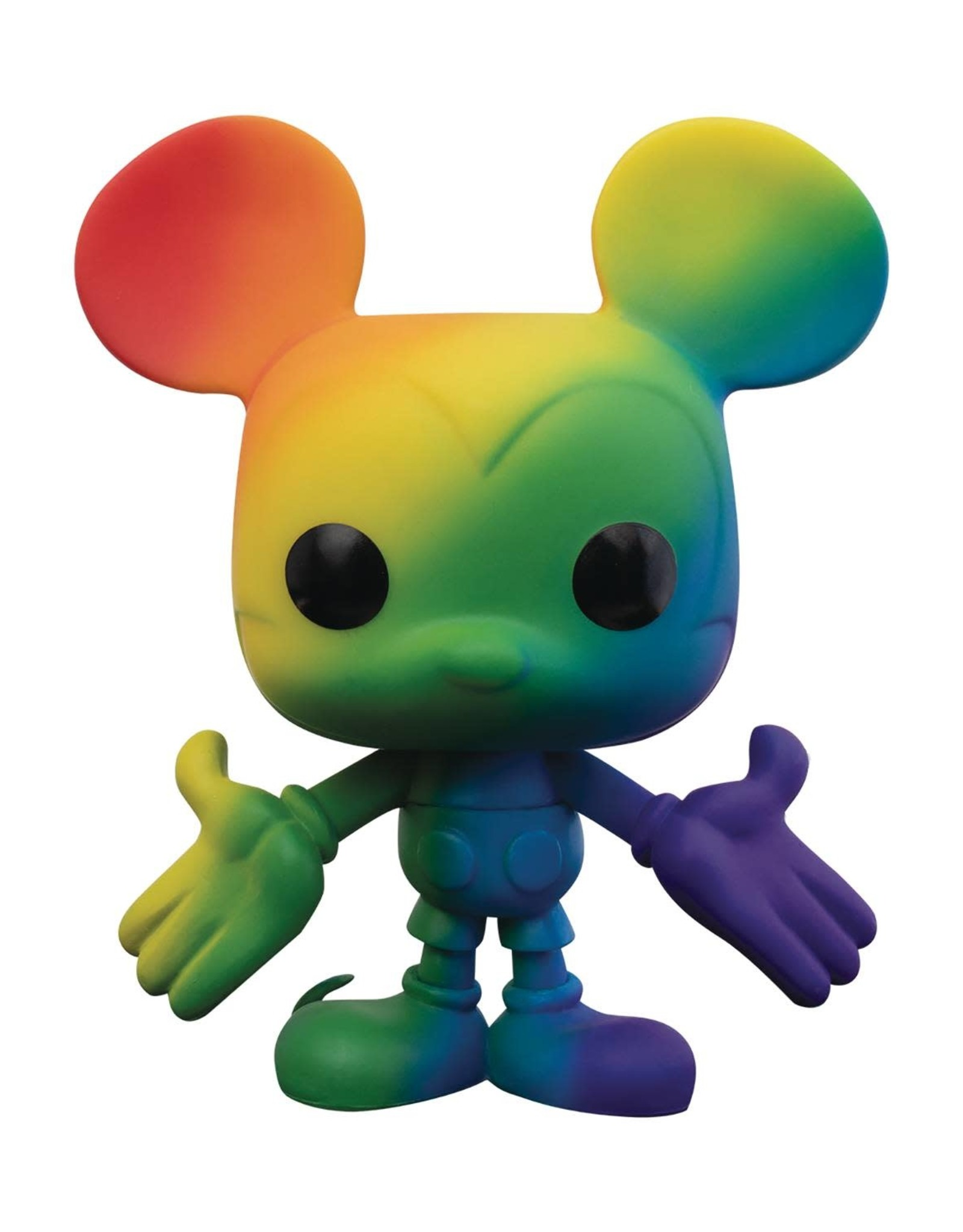 Funko POP Disney: Pride- Mickey Mouse (Rainbow)
