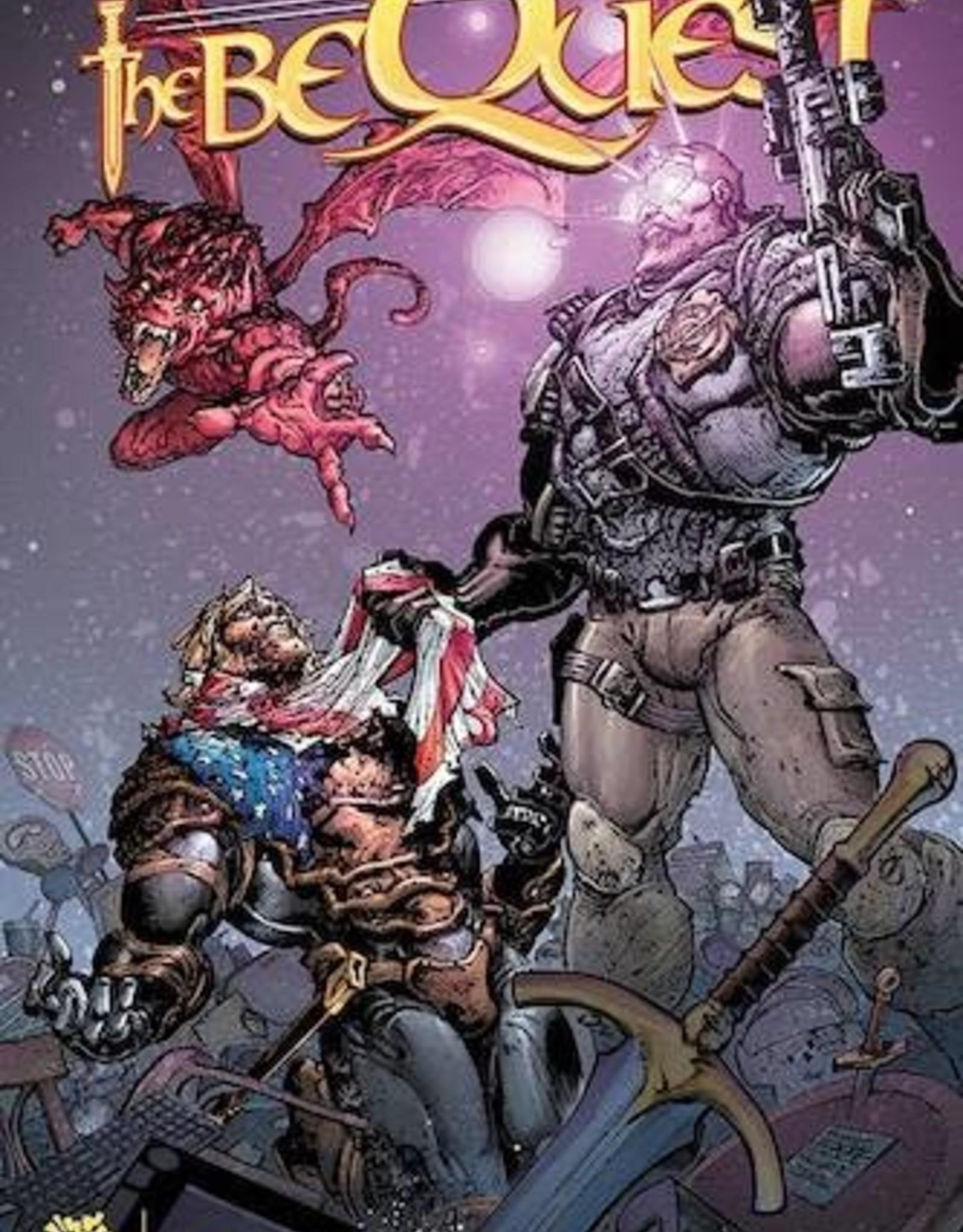 AfterShock Comics Bequest #4