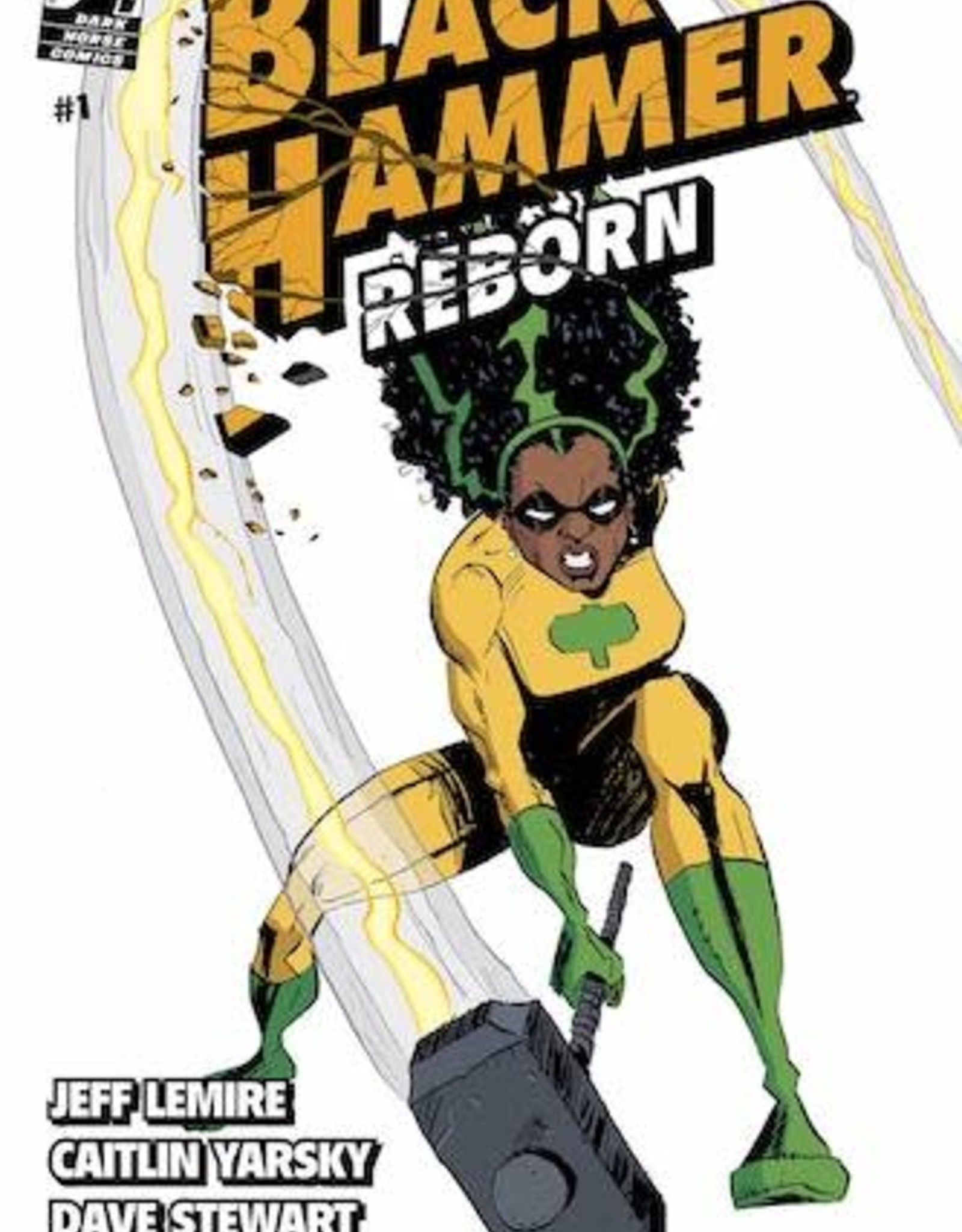 Dark Horse Comics Black Hammer Reborn #1 Cvr B Lemire