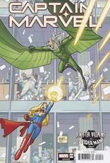 Marvel Comics Captain Marvel #29 Lafuente Spider-Man Villains Var