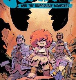 Oni Press Jonna And The Unpossible Monsters #4 Cvr A Samnee