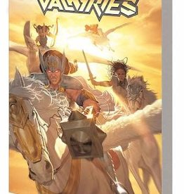 Marvel Comics King In Black: Return Of Valkyries TP
