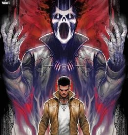 Valiant Entertainment Shadowman (2020) #3 Cvr B Kirkham