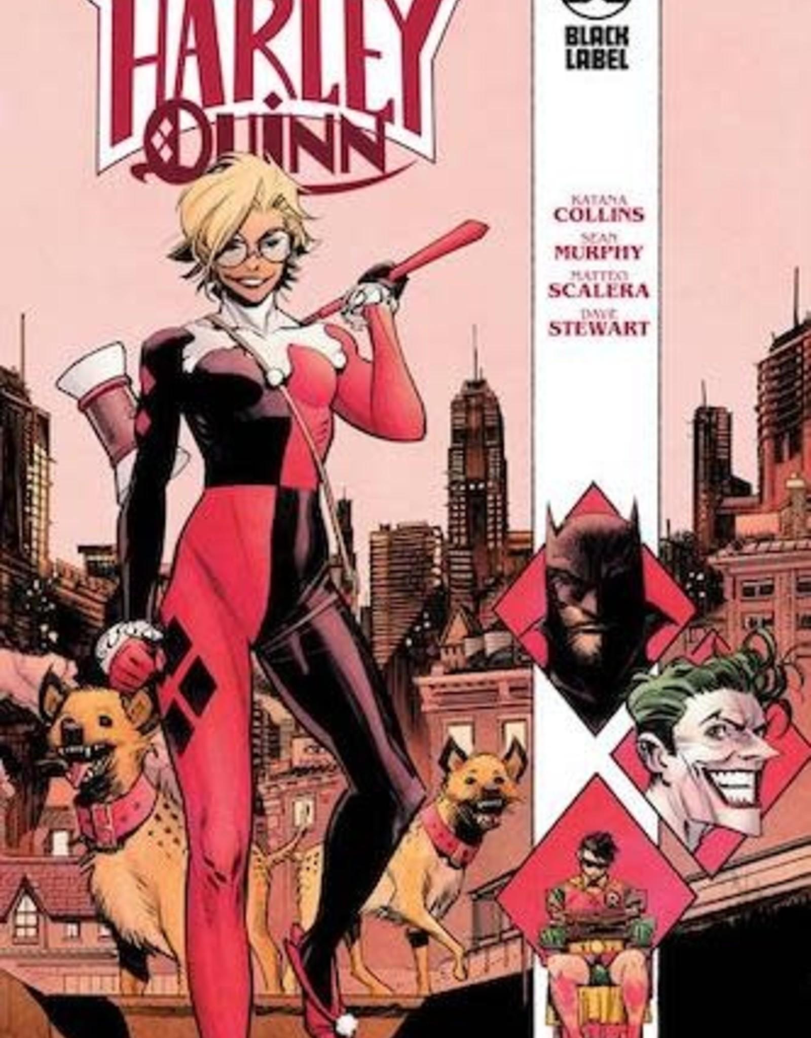 DC Comics Batman: White Knight Presents Harley Quinn HC