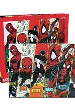 NMR Aquarius Spider-Man Timeline 1000pc Puzzle