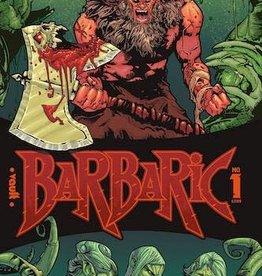 Vault Comics Barbaric #1 Cvr A Gooden