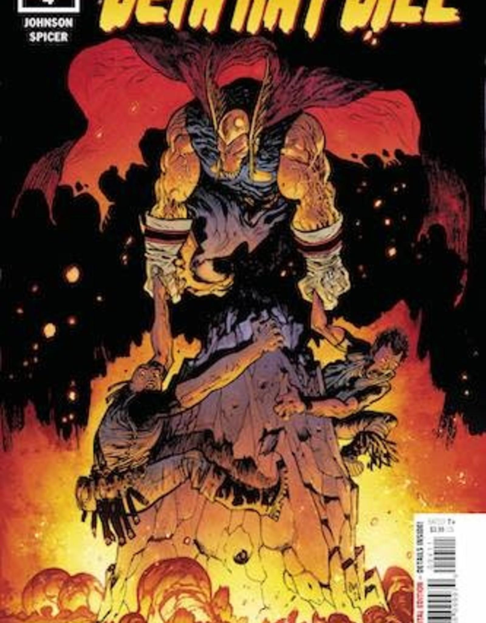 Marvel Comics Beta Ray Bill #4
