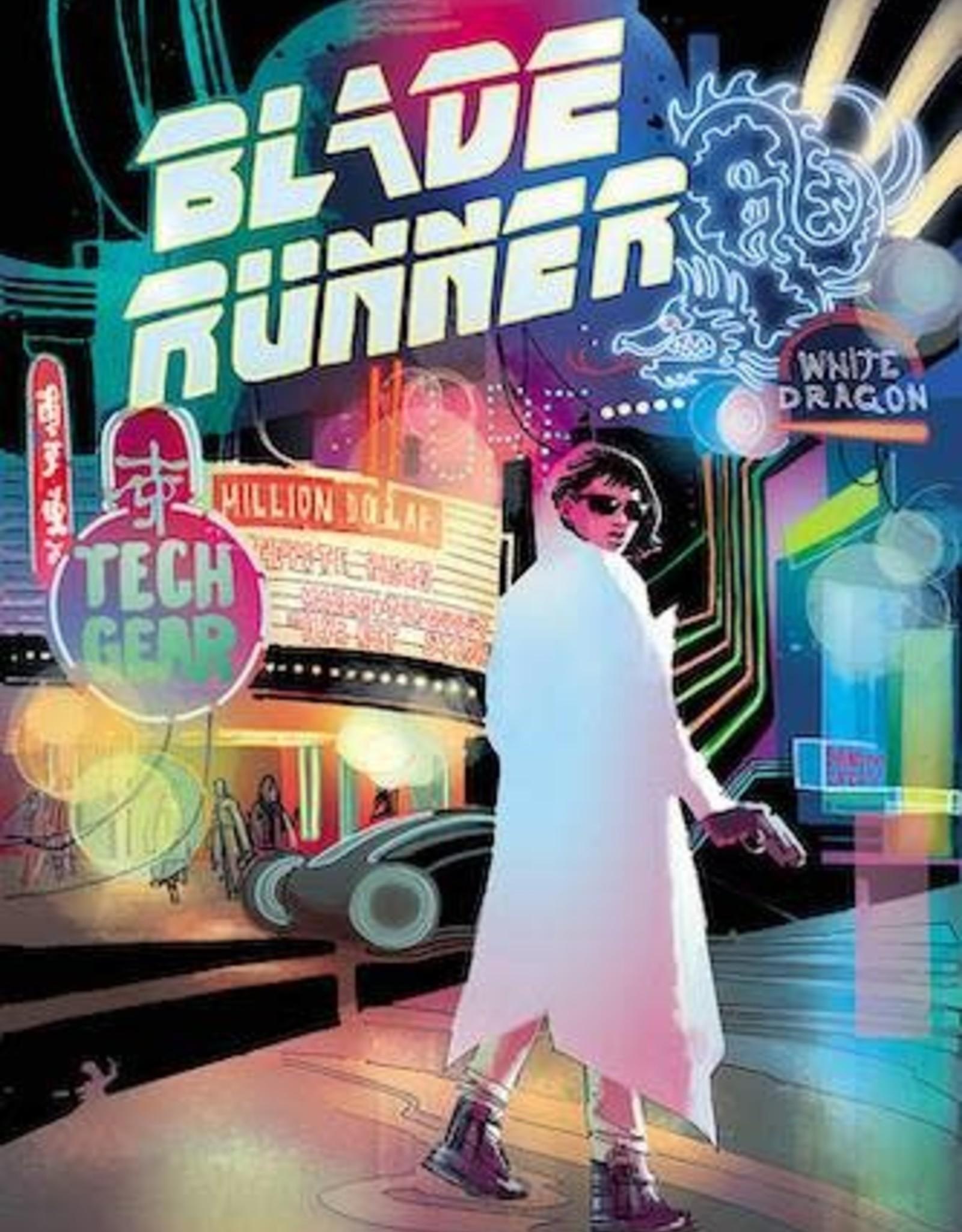 Titan Comics Blade Runner 2029 #5 Cvr A Strips