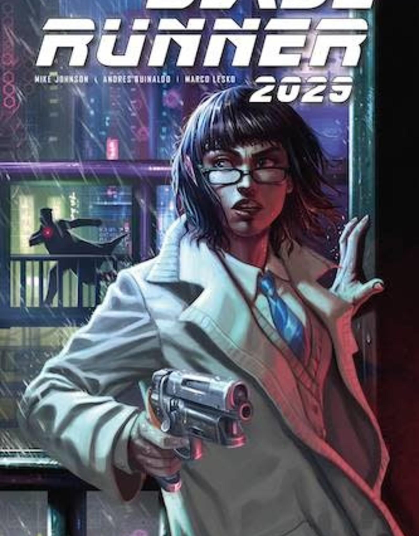 Titan Comics Blade Runner 2029 #5 Cvr D Ianniciello