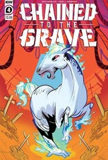 IDW Publishing Chained To The Grave #4 Cvr A Sherron