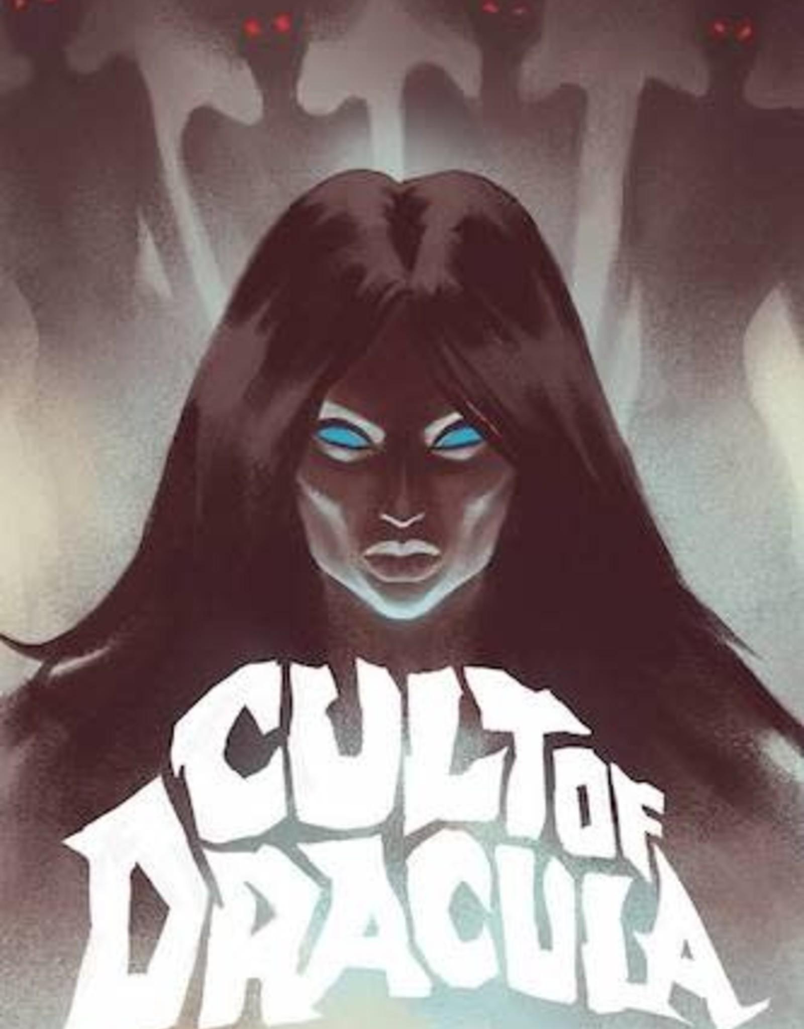 Source Point Press Cult Of Dracula #4 Cvr A Nemeth
