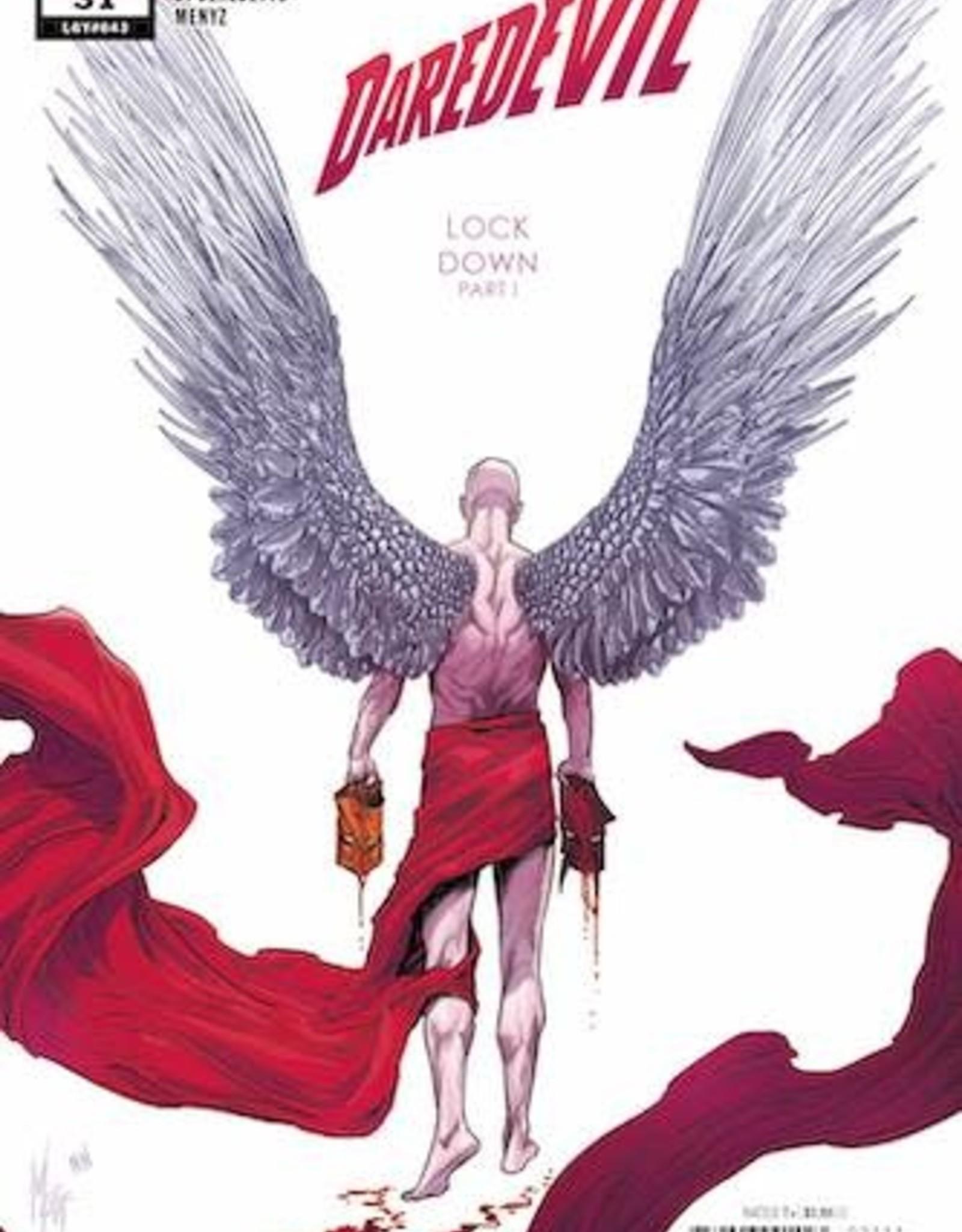 Marvel Comics Daredevil #31