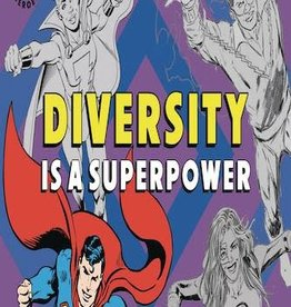 Downtown Bookworks DC Super Heroes: Diversity Is A Superpower Board Book YR GN