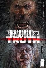 Image Comics Department Of Truth #10 Cvr A Simmonds