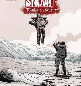 Behemoth Comics Freak Snow #2 Cvr B Emmons