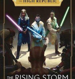 Del Rey Star Wars High Republic HC Novel Rising Storm